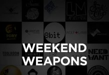 Traxsource TOP 100 Weekend Weapons (02 Nov 2018)