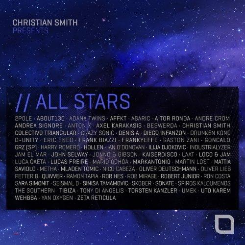 VA - ALL STARS 2019 [Tronic]