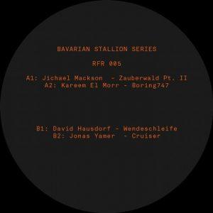 VA - Bavarian Stallion Series 005 [RFR Records]