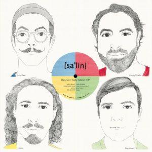 VA - Beyond Salty Island EP [Salin Records]