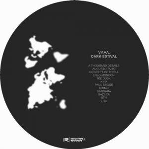 VA - Dark Estival VV.AA [Induxtriall Records]
