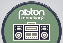 VA - Ghettoblasters 006 [Piston Recordings]