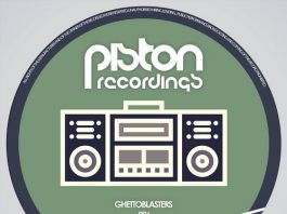 VA - Ghettoblasters 006 [Piston Recordings]