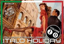 VA - Italo Disco Extended Versions, Vol. 10 - Italo Holiday [BCR]