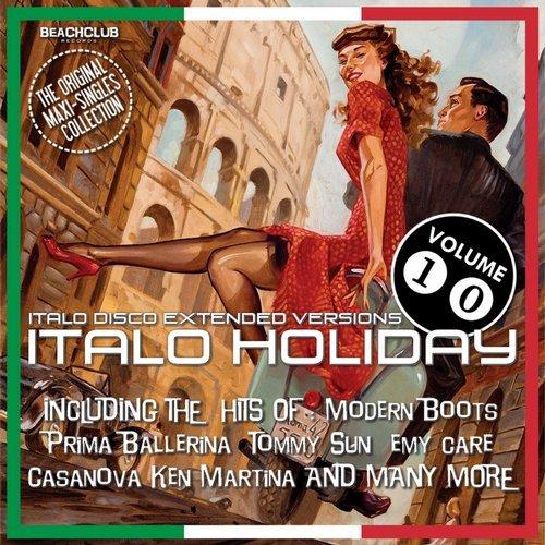 VA - Italo Disco Extended Versions, Vol. 10 - Italo Holiday [BCR]