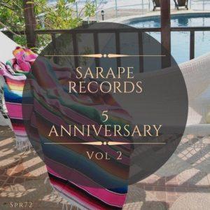 VA - Sarape Records 5 Anniversary, Vol. 2 [Sarape Records]