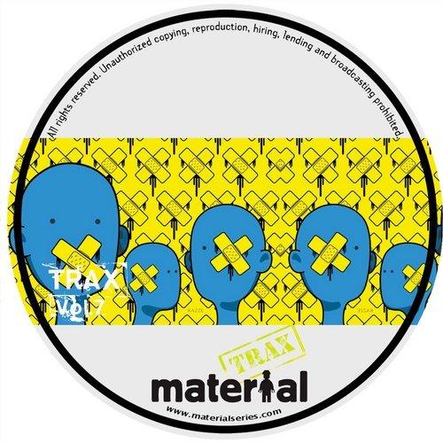 VA - Trax Vol.7 EP [Material Trax]