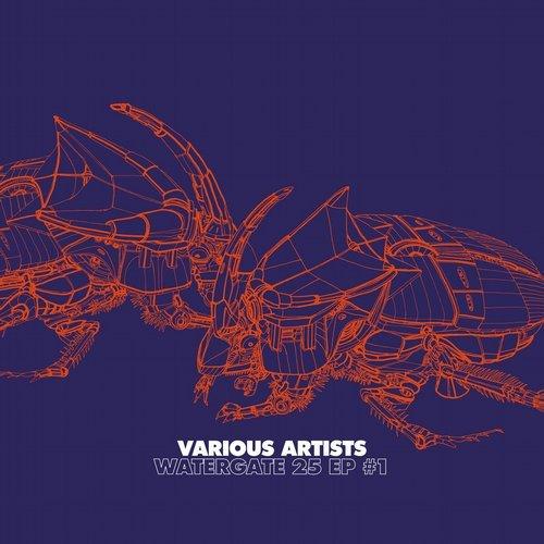VA - Watergate 25 EP #1 [Watergate Records]