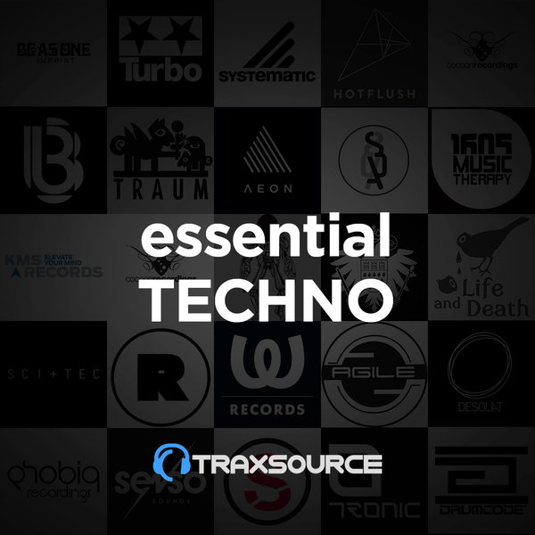 Traxsource Essential Techno (03 Dec 2018)
