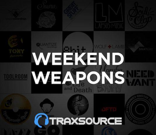 Traxsource Top 100 Weekend Weapons (31 Nov 2018)