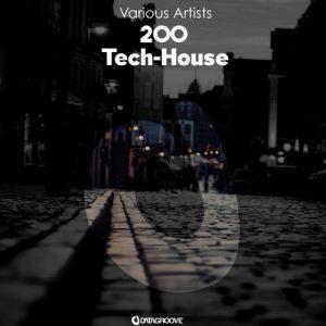 VA - 200 Tech-House [Datagroove Music]