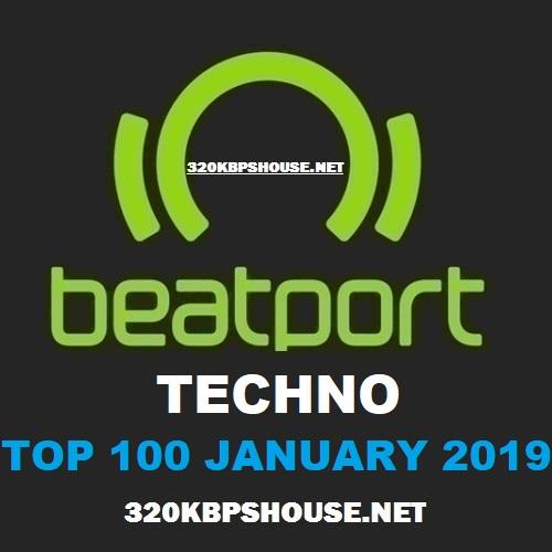 Beatport TECHNO Top 100 JANUARY 2019