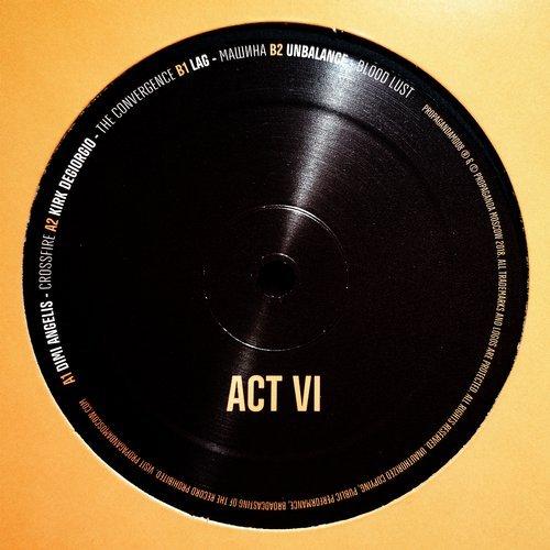 VA - Propaganda Moscow: Act VI [Propaganda Moscow]