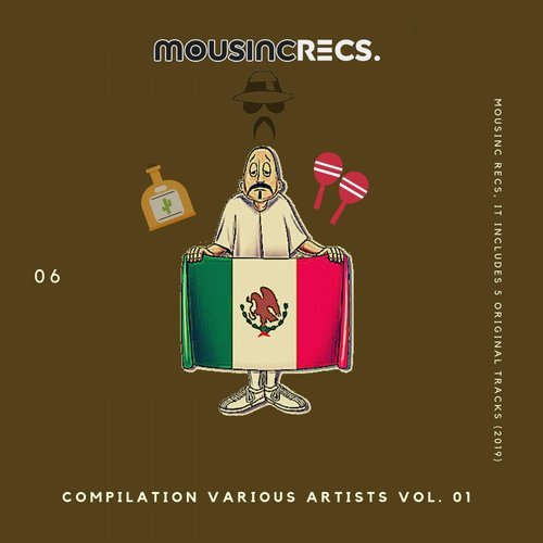 VA - Compilation Various Artist Vol. 01 [Mousinc Recs.]