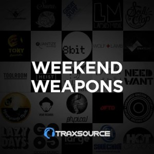 Traxsource Top 100 Weekend Weapons (29 Mar 2019)