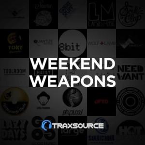 Traxsource Top 100 Weekend Weapons (29 Mar 2019)