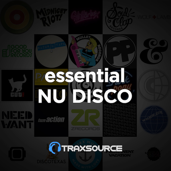 Traxsource Top 100 Nu Disco Indie Dance (23 May 2019)