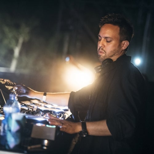 Maceo Plex 'When The Lights Are Out' Playlist