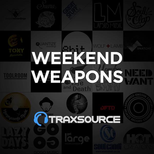 Traxsource Top 100 Weekend Weapons (07 June 2019)