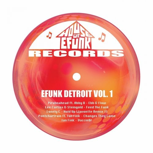 VA - Detroit [House Of EFUNK Records]