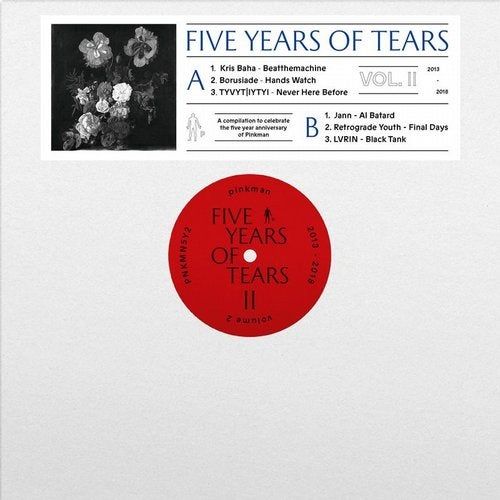 VA - Five Years of Tears Vol. 2 [Pinkman]