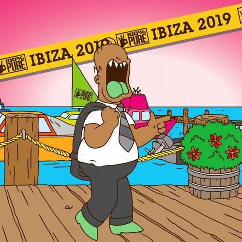VA - 100% Pure Ibiza 2019 [100% Pure]
