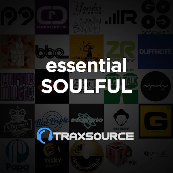 Traxsource Essential Soulful House (01 Aug 2019)