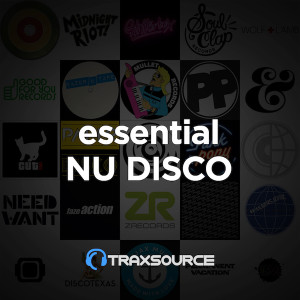 Traxsource Top 100 Nu Disco / Indie Dance (31 July 2019)