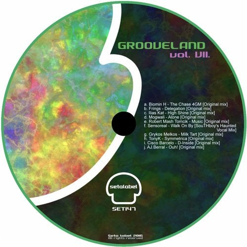 VA - Grooveland, Vol. VII [Seta Label]