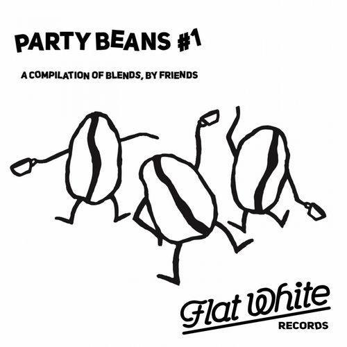 VA - Party Beans #1 [Flat White Records]
