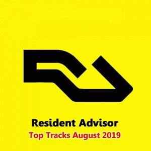 Resident Advisor Top Tracks August 2019