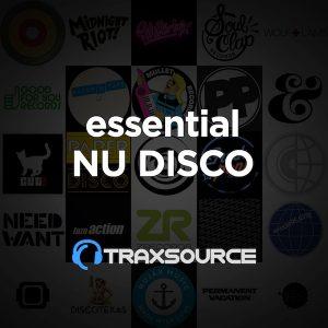 Traxsource Essential Nu Disco (04 Jan 2021)