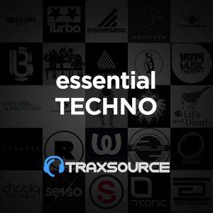 Traxsource Essential Techno