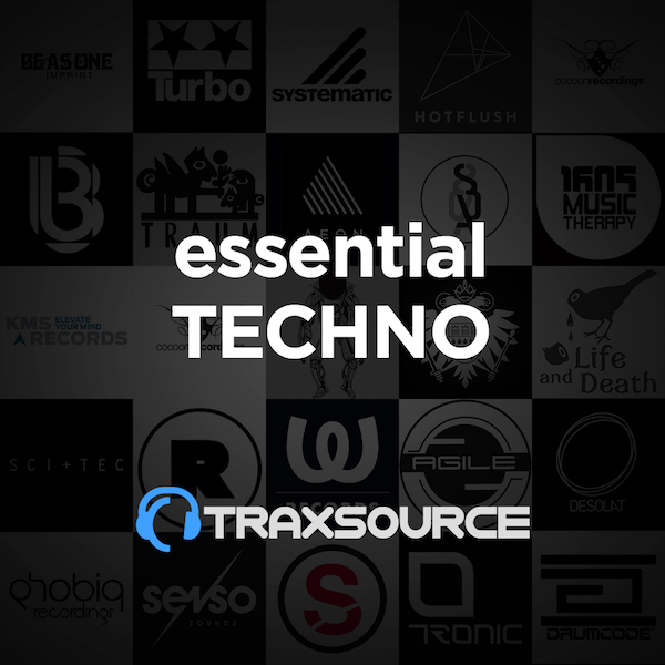 Traxsource Essential Techno (02 Sep 2019)