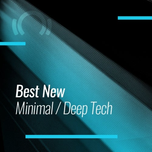 Beatport Best New Hype MINIMAL DEEP TECH November 2019