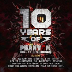 VA - 10 Years of Phantom Dub Digital [Phantom Dub Digital]