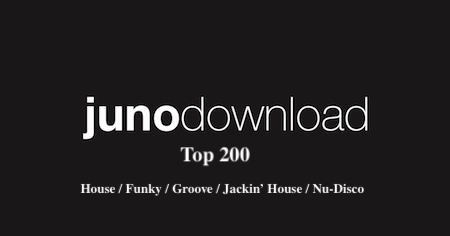Junodownload 200 House Funky Groove Jackin' House December 2019