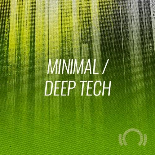 Beatport Crate Diggers Minimal & Deep Tech 2020