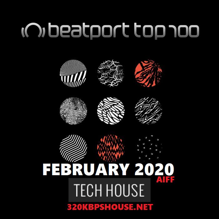 Beatport Tech House Top 100 February 2020 [AIFF]