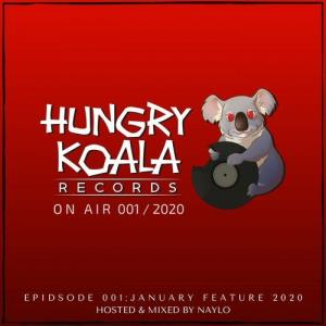 VA - Hungry Koala On Air 001, 2020 [Hungry Koala Records]