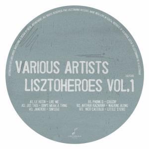 VA - Lisztoheroes Vol. 1 [Lisztomania Records]