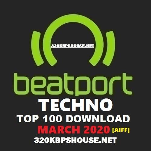 Beatport -2020 TECHNO MARCH TOP 100