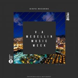 VA - Medellin Music Week [Ointe Records]