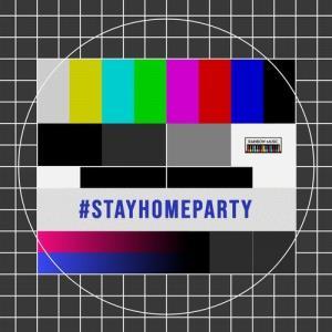 VA - #STAYHOMEPARTY [Rainbow Music]