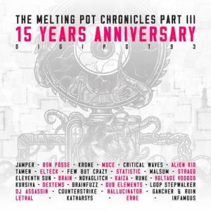 VA - The Melting Pot Chronicles, Pt. III [Melting Pot Records]