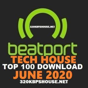 Beatport Top 100 Tech House June 2020 [AIFF]