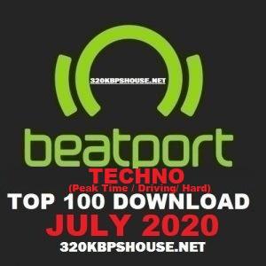 Beatport Top 100 TECHNO July 2020