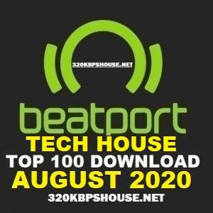 Beatport Top 100 TECH HOUSE AUGUST 2020