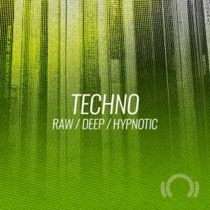 Beatport August CRATE DIGGERS: TECHNO (R-D-H) 2020