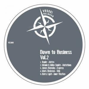 VA - Down to Business, Vol. 2 [VES009]